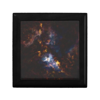 Abstract Nebulla with Galactic Cosmic Cloud 34 xl. Gift Box