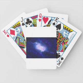 Abstract Nebulla with Galactic Cosmic Cloud 38 Bicycle Playing Cards
