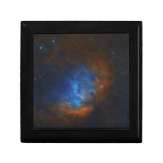 Abstract Nebulla with Galactic Cosmic Cloud 39 Gift Box