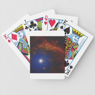 Abstract Nebulla with Galactic Cosmic Cloud 40 Bicycle Playing Cards