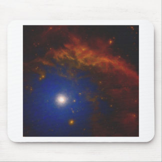 Abstract Nebulla with Galactic Cosmic Cloud 40 Mouse Pad
