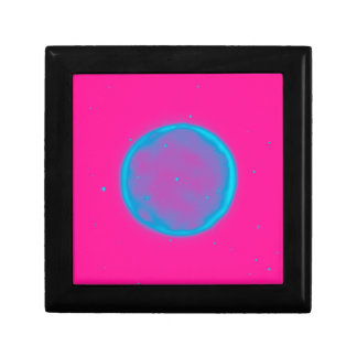 Abstract Nebulla with Galactic Cosmic Cloud 41 Cir Gift Box