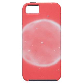 Abstract Nebulla with Galactic Cosmic Cloud 41 Cir iPhone 5 Cover
