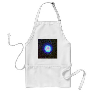Abstract Nebulla with Galactic Cosmic Cloud 42 Sph Standard Apron