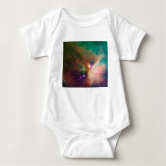 Abstract Nebulla with Galactic Cosmic Cloud 44 med Baby Bodysuit