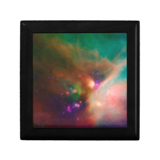 Abstract Nebulla with Galactic Cosmic Cloud 44 med Gift Box