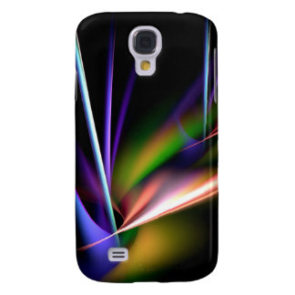 Abstract Neon Colors  Samsung Galaxy S4 Cases