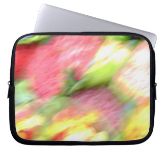 Abstract Neoprene Laptop Sleeve 10 inch