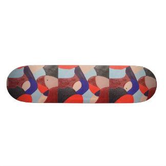 Abstract No. 6-2 Skateboard