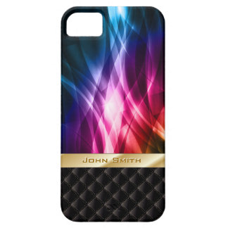 Abstract Northern Lights iPhone 5 Case