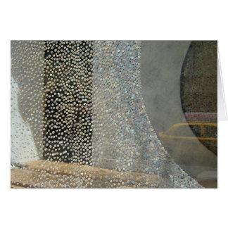 Abstract NYC Window Card