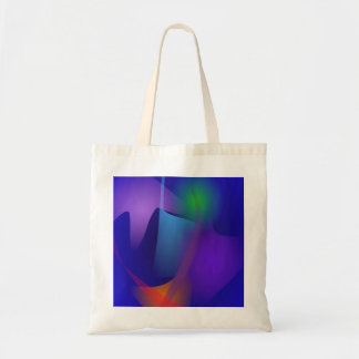 Abstract Objects in the Blue Room Tote Bags