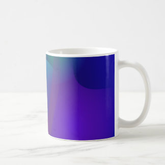 Abstract Objects in the Blue Room Coffee Mug