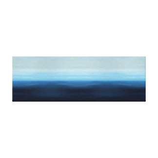 Abstract Ocean Air Print