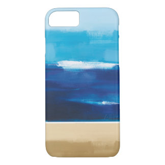 Abstract Ocean iPhone 7 Case