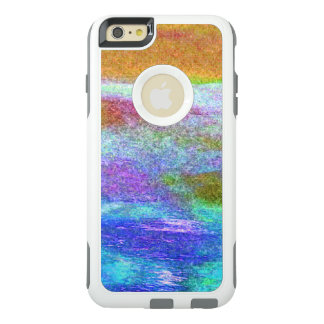 Abstract ocean sunset wave design. OtterBox iPhone 6/6s plus case