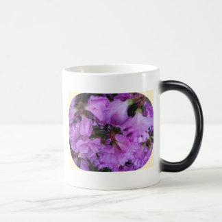Abstract Of An Azalea Morphing Mug