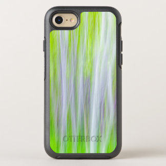Abstract of Aspen Trees | Yakima River Trail, WA OtterBox Symmetry iPhone 8/7 Case