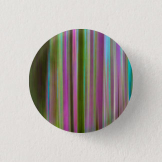 Abstract of Hoh Rain Forest at Dusk | Washington 1 Inch Round Button