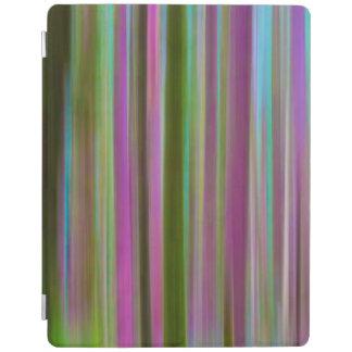 Abstract of Hoh Rain Forest at Dusk   Washington iPad Cover