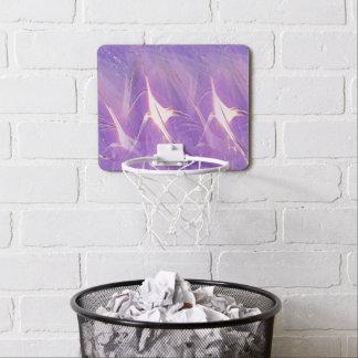 Abstract Of Lights Mini Basketball Hoop