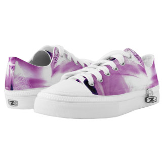 Abstract Of The Iris Low-Top Sneakers