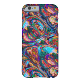 Abstract Oil Painting Inspired Barely There iPhone 6 Case