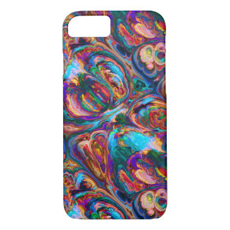 Abstract Oil Painting Inspired iPhone 7 Case