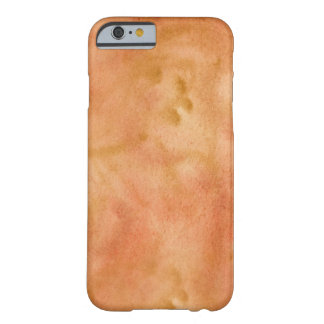Abstract Orange Design iPhone 6/6s, Barely There Barely There iPhone 6 Case