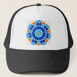 Abstract oriental Design Trucker Hat