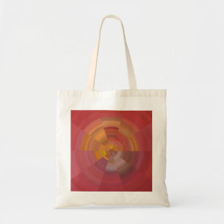 Abstract ornament tote bags
