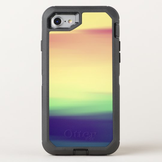 abstract OtterBox defender iPhone 7 case