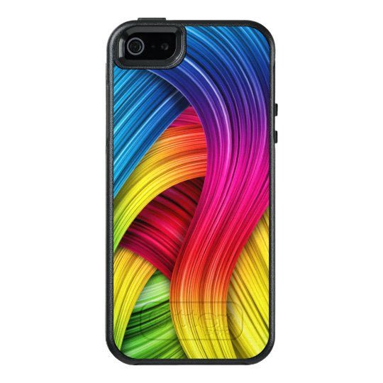 Abstract OtterBox iPhone 5/5s/SE Case