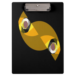 ABSTRACT OWL CLIPBOARD