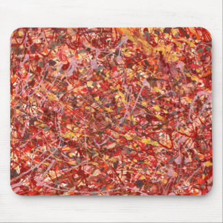 Abstract - Paint - Cosmetically speaking Mousepad