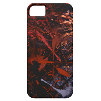 Abstract Paint Drips Case For The iPhone 5