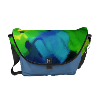 Abstract Painting | Abstract Art 16 Commuter Bag