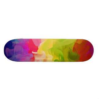 Abstract Painting | Abstract Art 7 Skateboard Decks