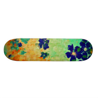 Abstract Painting | Abstract Art 8 Skate Board Deck