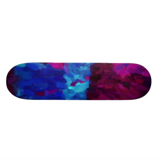 Abstract Painting | Abstract Art 9 Skateboard Decks