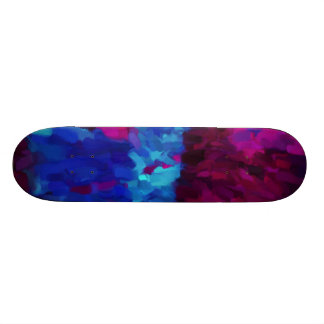 Abstract Painting | Abstract Art 9 Skateboard Deck