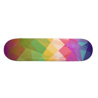 Abstract Painting | Abstract Art Custom Skateboard