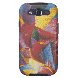 Abstract painting by Umberto Boccioni Galaxy S3 Case