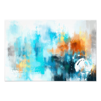 Abstract Painting Photo Art