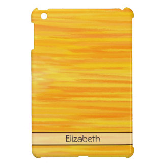 Abstract Painting | Retro Colorful 41 iPad Mini Cover