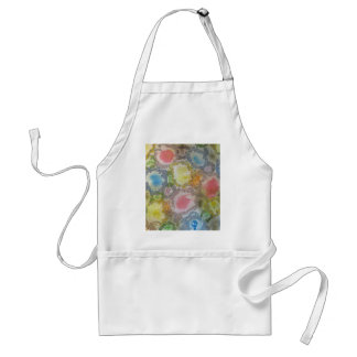 Abstract Painting Standard Apron