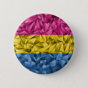 Pansexual flag hair