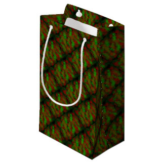 abstract party supplies small gift bag