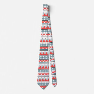 Abstract party tie