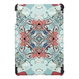 Abstract Pastel Mandala Case For The iPad Mini